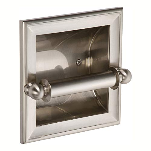 Top 10 best selling list for ginger recessed toilet paper holder