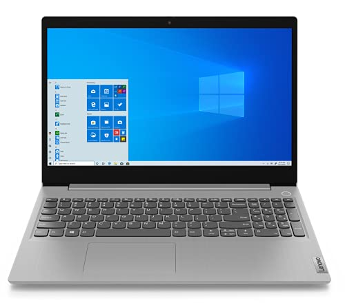 Lenovo IdeaPad 3 Notebook - Display 15.6  Full HD (Processore AMD Ryzen 5 3500U, 512 GB SSD, RAM 8 GB, Fingerprint, Windows 10) - Platinum Grey