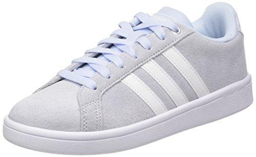 Adidas CF Advantage W, Zapatillas de Deporte para Mujer, Azul (Aeroaz/Ftwbla/Plamat 000), 38 EU