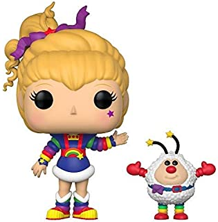 Animation Rainbow Brite and Twink - Figura coleccionable, multicolor, Estándar, Multicolor