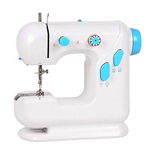 Find Discount OMLTER Mini Household Electric Sewing Machine Upgraded Multifunction Crafting Mending ...