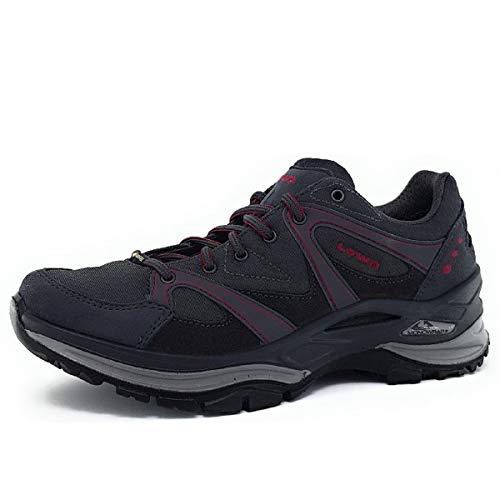 Lowa Lennox Sportschuhe Damen Wanderschuhe Wanderschuh Grau Sport, Schuhgröße:EUR 38 | UK 5