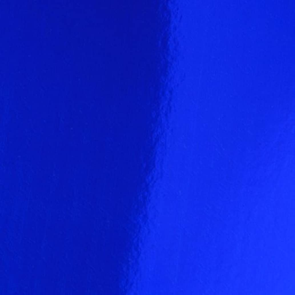 Hygloss Products Mirror Board Sheets - For Arts and Crafts, 12 x 12 in, Blue, 10 Pack