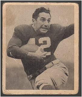 1948 Bowman Regular (Football) card#81 Marshall Goldberg of the Chicago Bears Grade Good