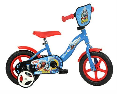 Dino Bikes108L-Tho - Bicicletta Thomas il Trenino