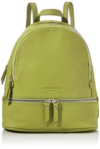 Liebeskind Berlin Damen Alita Backpack Rucksackhandtasche, Moss, Medium