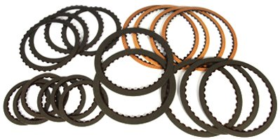 ACDelco 24240100 GM Original Equipment Automatic Transmission Clutch Plate Kit with Friction Plates