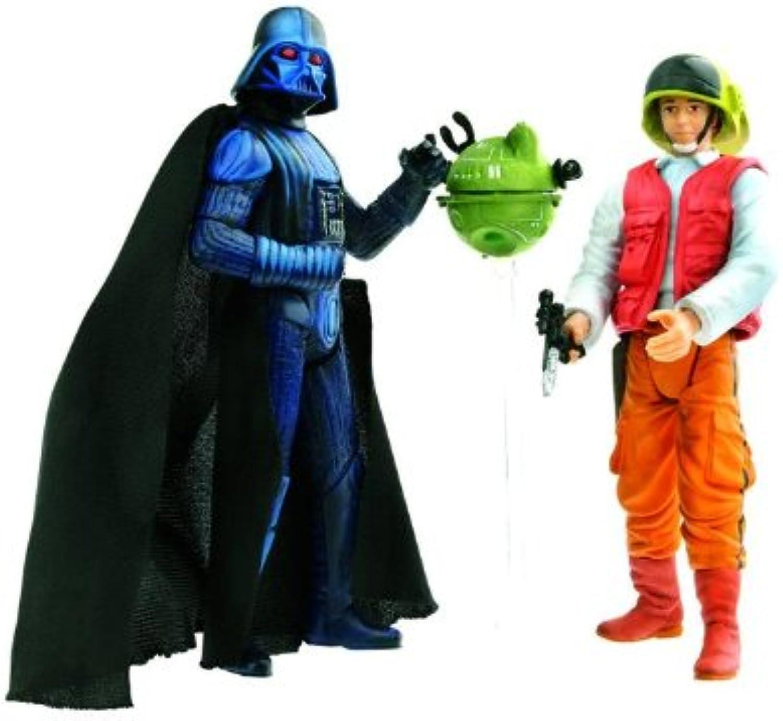 Star Wars Legacy Expanded Universe Darth Vader & Rebel Officer