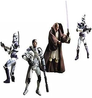 Star Wars Exclusive Mace Windu's Attack Battallion Battle Pack