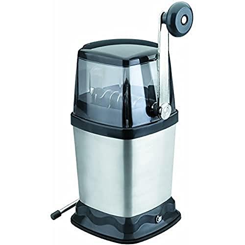 Trebs Eiscrusher Edelstahl Stahl 3 L Eiszerkleinerer Crusher Eiswürfel Eis NEU