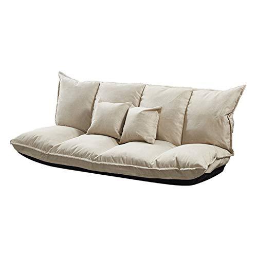 QCBC Sofá Perezoso, sofá Cama Plegable Tatami, sofá pequeño multifunción de Doble propósito pequeño