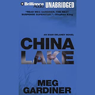 China Lake cover art