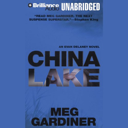 China Lake audiobook cover art