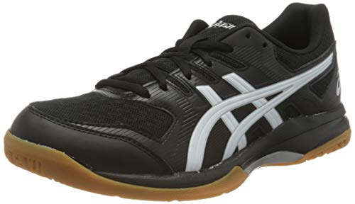 ASICS Mens 1071A030-001_43,5 Volleyball Shoe, Black, 43.5 EU