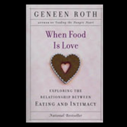 When Food Is Love audiobook cover art