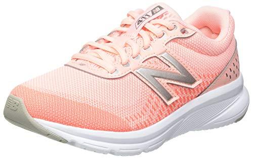 New Balance 411v2, Zapatillas para Correr Mujer, Cloud Pink, 37.5 EU