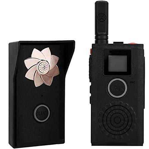 Wireless Intercom System, Window Dual-Way Intercoms for Elderly Patient Room to Room Intercom Wireless Intercom System for Home House Communication Camping Hiking Traveling