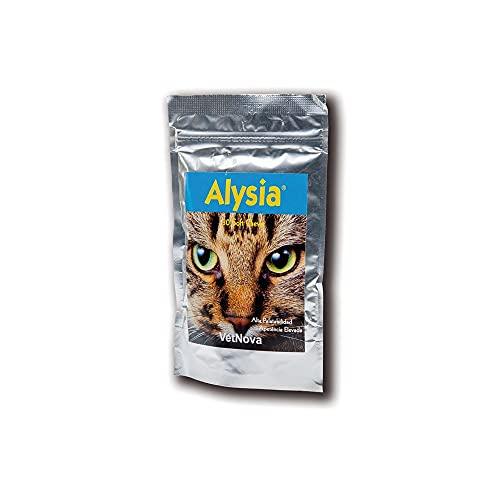 Vetnova Alysia Suplemento de L-lisina Formulado en Soft Chews - 30 Unidades, Plata