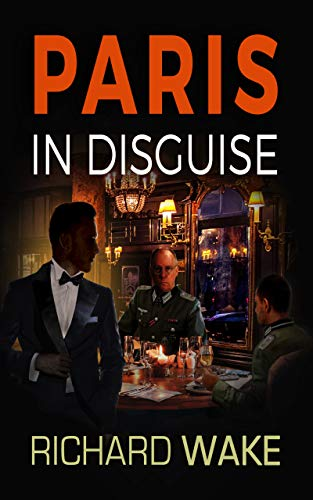Paris in Disguise (Alex Kovacs thriller series Book 5) (English Edition)