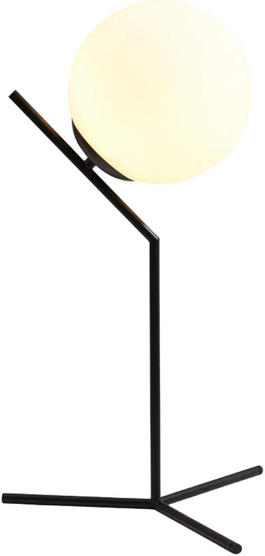 Tastenschalter, Nachtlicht für kreative Mode, Augenschutz-Schreibtischlampe, Schlafzimmer-Nachttischlampe, stilvolle Persnlichkeit, postmoderne Fachbeleuchtung, einfache moderne dekorative Leuchten,