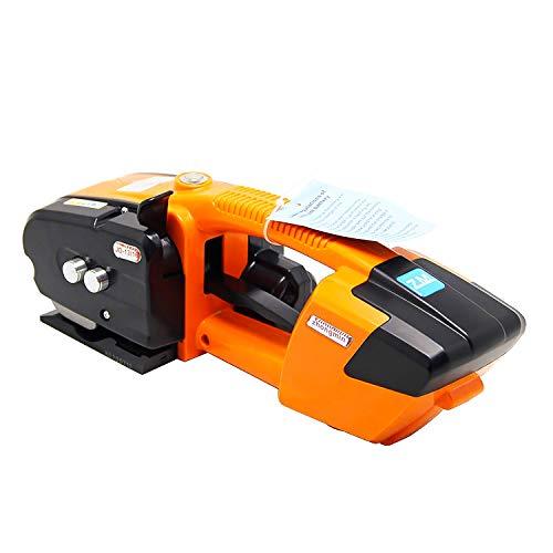 Umreifungsgerät Akku Tragbare elektrische Ballenpresse Schweißen Umreifungsmaschine JD13 / 16 Automatisches Handheld Chargable Akku ohne Schnalle Heißschmelz-Stahl-Umreifungsmaschine PP/PET …