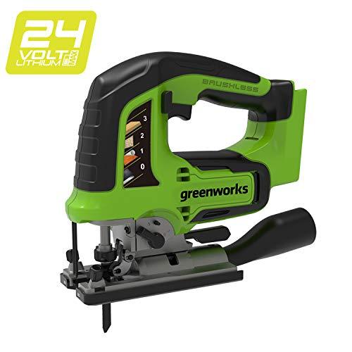 Greenworks Tools GD24JS Stichsägen