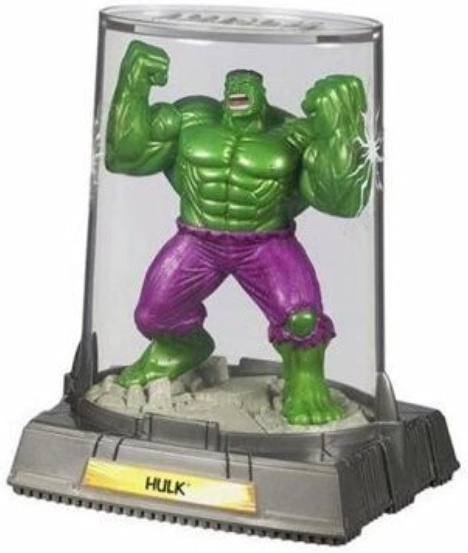 Titanium Series Marvel 3 3 4  Die Cast  Hulk