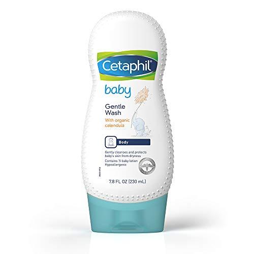 Cetaphil Baby schonwäsche mit Bio Calendula, 7,8Unze