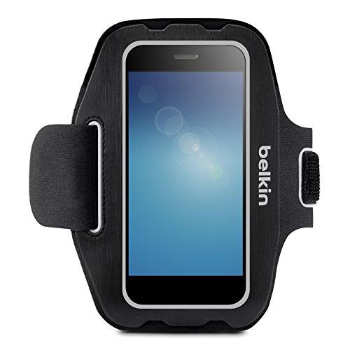 Belkin Universal Sportarmband (geeignet für Smartphones bis 5 Zoll) schwarz