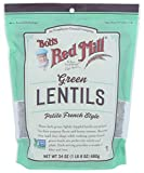 Bob's Red Mill Petite French Green Lentils, 24 Oz