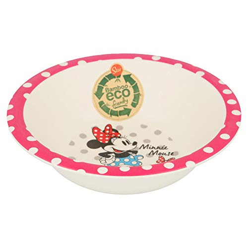 CUENCO BAMBU MINNIE MOUSE - DISNEY - GLAM DOTS