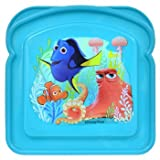 Disney Finding Dory Plastic Bread-Shaped Sandwich Container