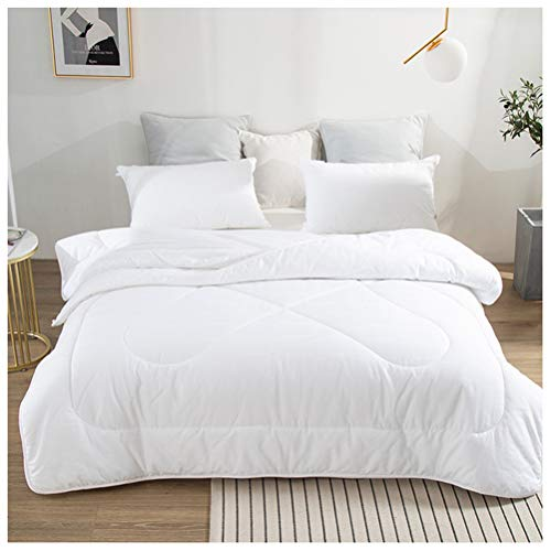 Best Bargain QL Quilt Winter Student Single Bed Double Cotton Feather Velvet Mother is Twins Cotton ...