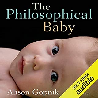 The Philosophical Baby audiobook cover art