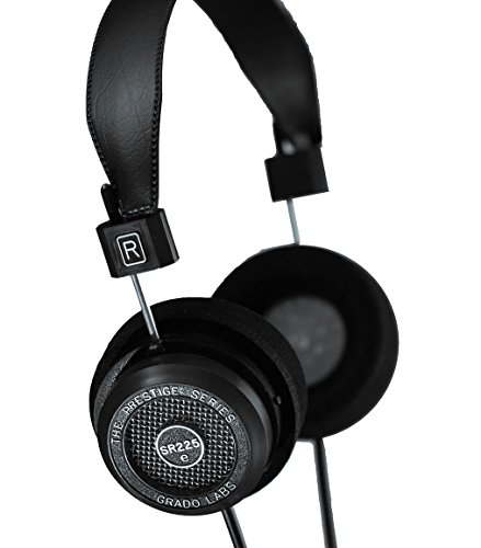 Grado Prestige Series SR225e Wired On-Ear Headphones