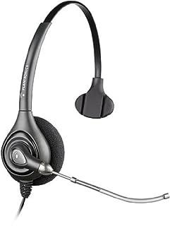 Plantronics SupraPlus HW251/A Wideband Monaural Voice Tube Headset - Black (B000XGU63C) | Amazon price tracker / tracking, Amazon price history charts, Amazon price watches, Amazon price drop alerts