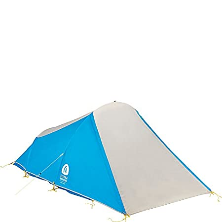 Sierra Designs Clip Flashlight 3-Season Tent shown here without the fly.