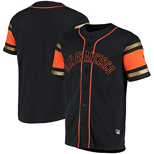 Fanatics San Francisco Giants MLB Cotton Supporters Jersey - L