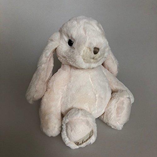 Bukowski Hase, Sweet Kanini, 25 cm, Plüschtier, Kuscheltier, Stofftier, weiß