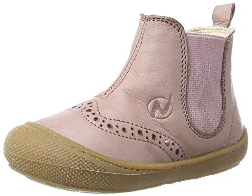 Naturino Baby Mädchen 4153 Klassische Stiefel, Pink (Rosa), 23 EU
