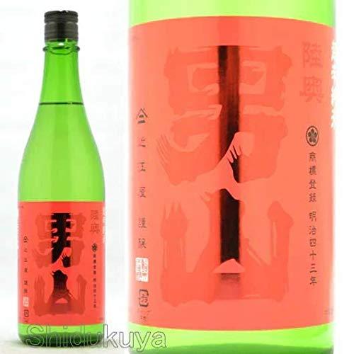 【日本酒】青森県 八戸酒造 陸奥男山 (むつおとこやま) 超辛純米 720ml【通常便発送】
