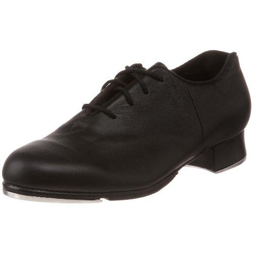Bloch womens Women's Audeo Jazz Tap dance shoes, Black, 9.5 US