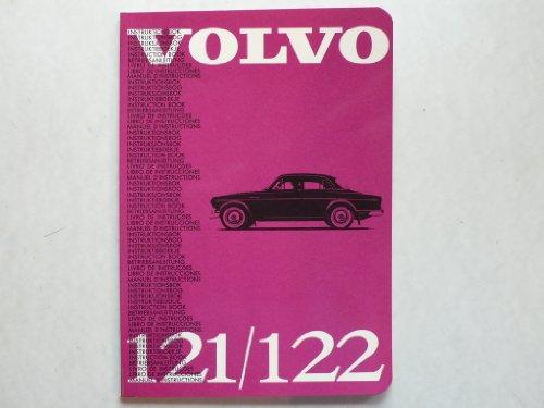 Volvo 121/122 - Betriebsanleitung mit Schalt- und Schmierplan - Original