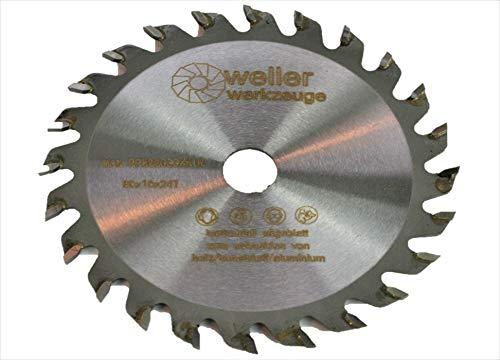 Hoja de sierra circular profesional, 80 x 10 mm, para madera, plástico,...