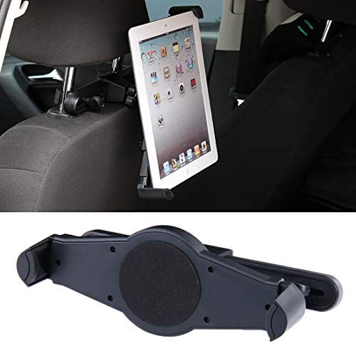 ADGJL Not easy to break Car bracket SHUNWEI SD-1153K Auto Car Seatback Tablet PC Holder Cradle, For Between 7 inch and 10 inch Tablets Easy to carry
