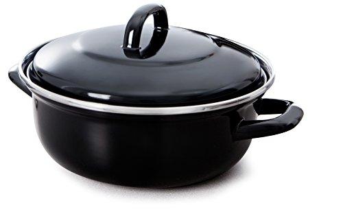 bk cookware B1208.530 Fortalit, Pentola per arrosti, 30 cm, 5 L