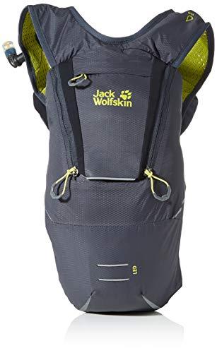 Jack Wolfskin Crosstrail 6 Rucksack, Ebony, One Size