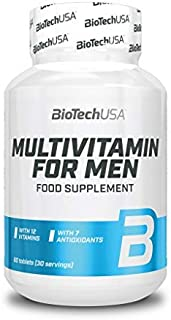 Biotech USA Multivitamin For Men Vitaminas y Minerales - 800 gr
