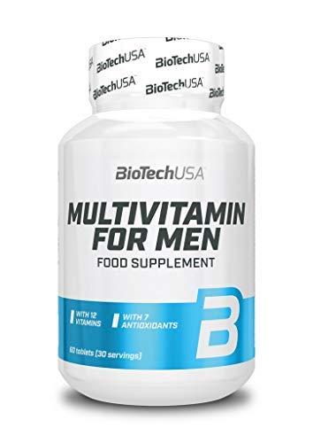 Biotech USA Multivitamin For Men Vitaminas y Minerales - 800 gr