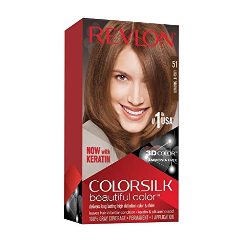revlon colorsilk beautiful color fabricante Revlon